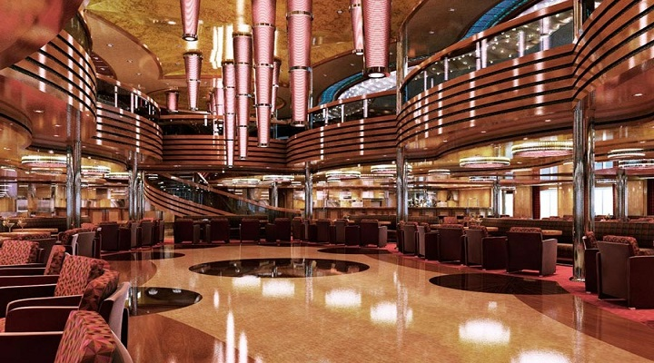 Costa Diadema Orlov Grand Bar