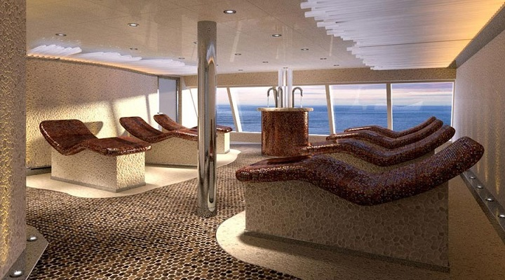 Costa Diadema Samsara Spa