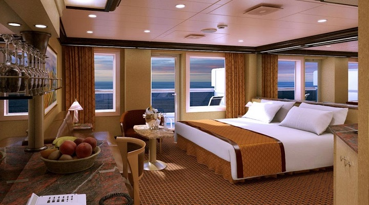 Costa Diadema Suite