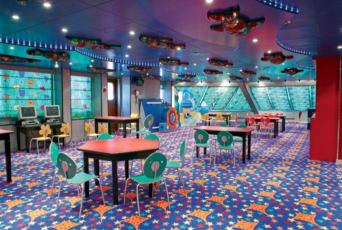 Costa Magica Kids Club