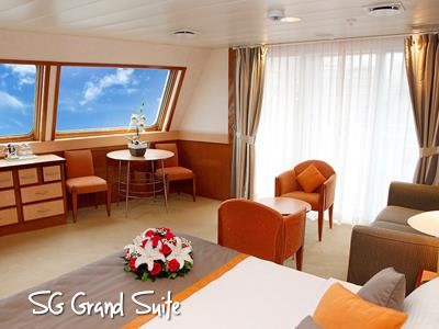 celestyal odyssey cruises sg grand suite kabin