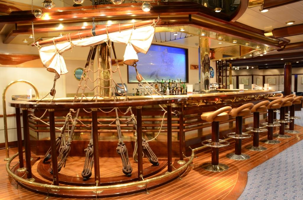 celestyal olympia cruises bar