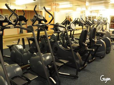 celestyal olympia cruises fitness center