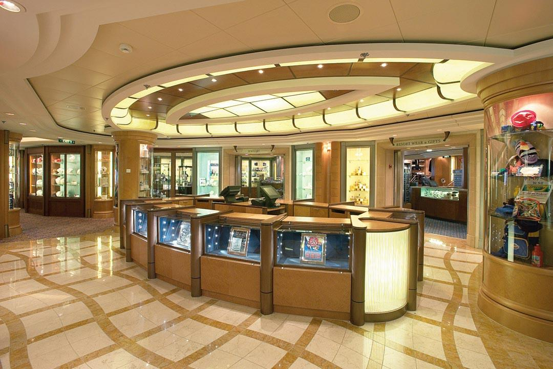 jewel of the seas boutiques