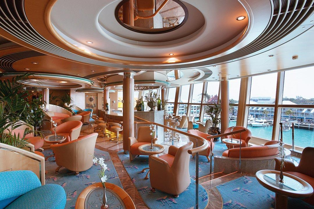 jewel of the seas champagne bar 2
