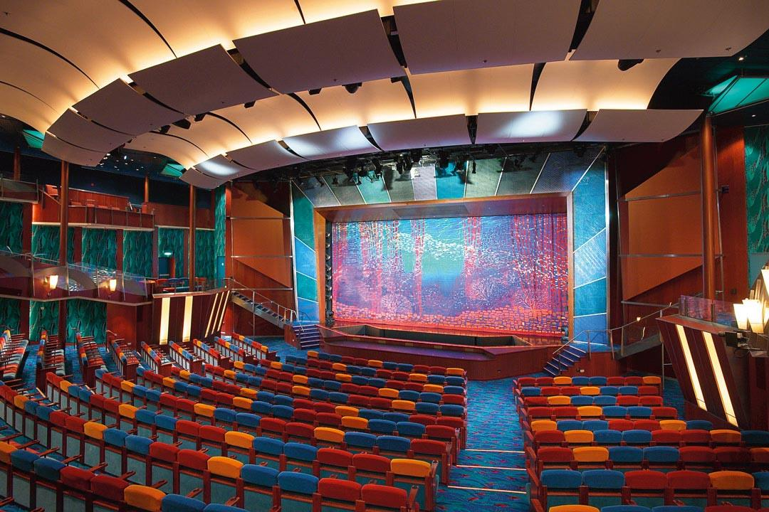 jewel of the seas coral theater