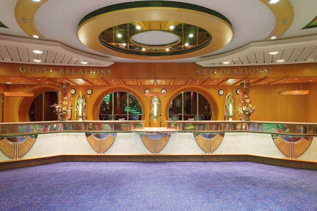 jewel of the seas guest relations