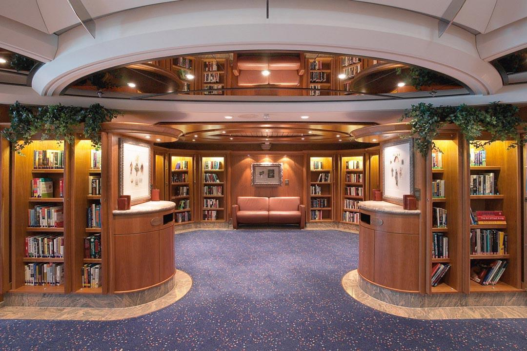 jewel of the seas library