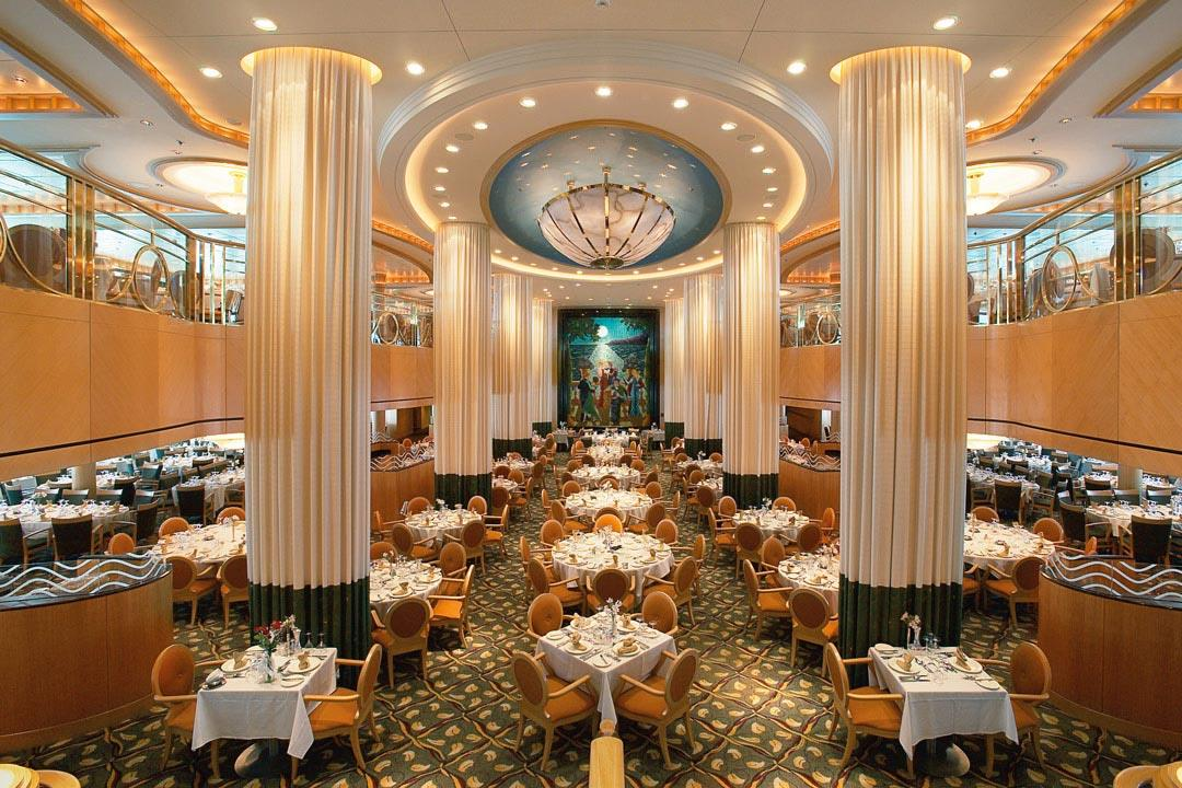 jewel of the seas tides dining room