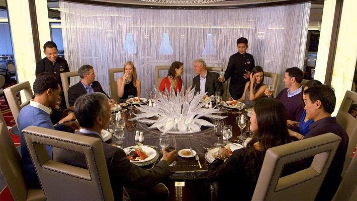 regal princess chefs-table-lumiere