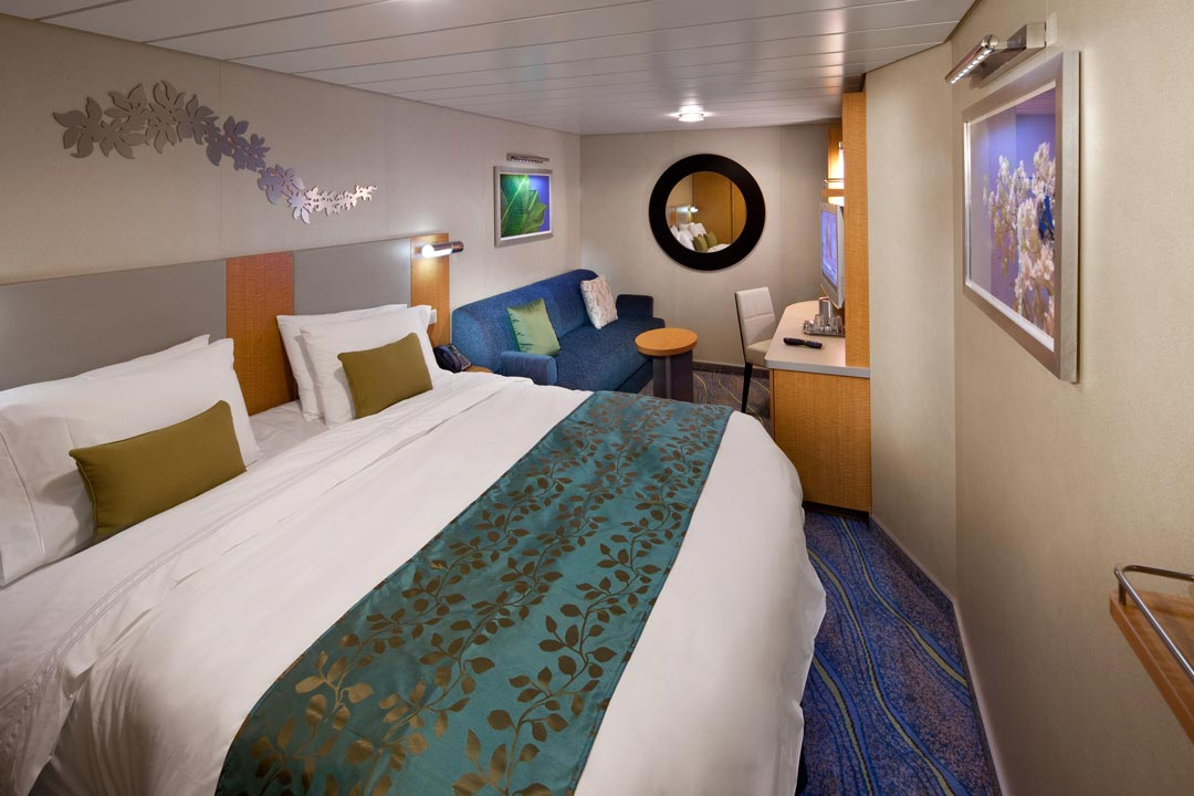 Allure Of The Seas İç Kabin