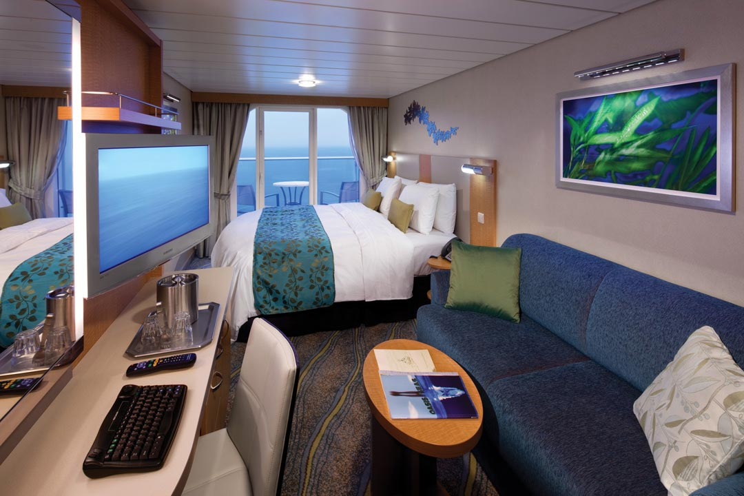 Allure Of The Seas Balkonlu Kabin