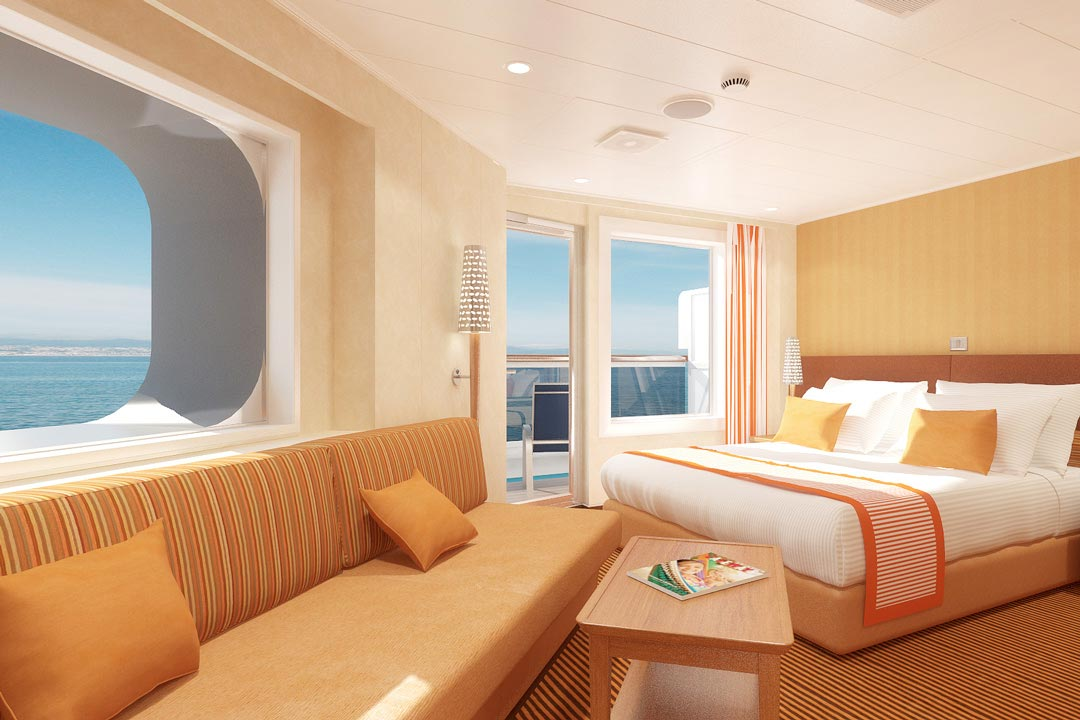 Carnival Breeze Suite