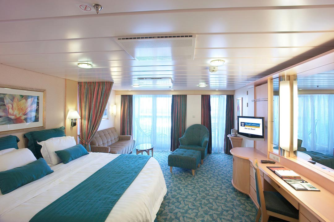 Independence Of The Seas Suite Kabin