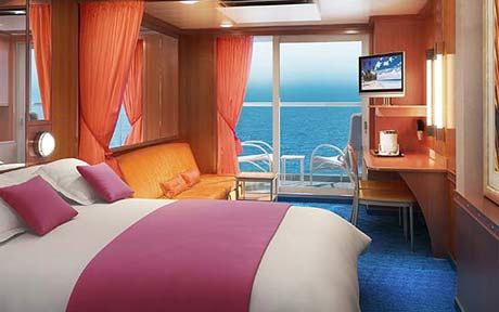 Norwegian Pearl Mini Suite