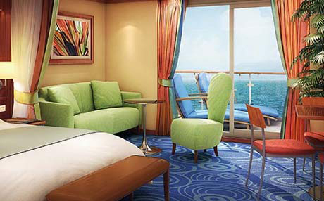 Norwegian Star Suite