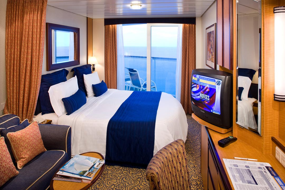 Radiance Of The Seas Balkonlu Kabin