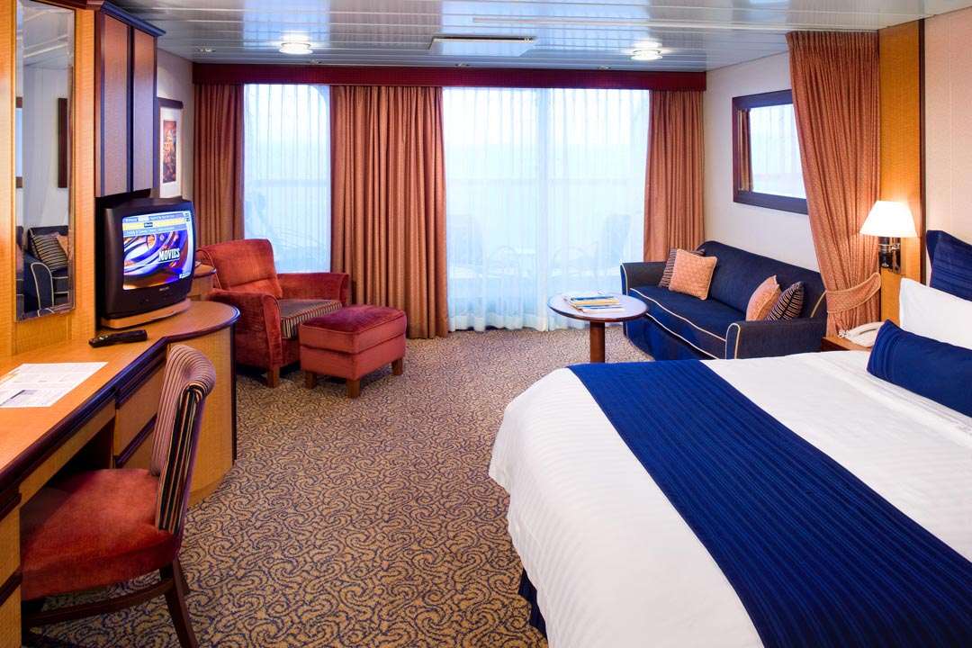 Radiance Of The Seas Suite Kabin