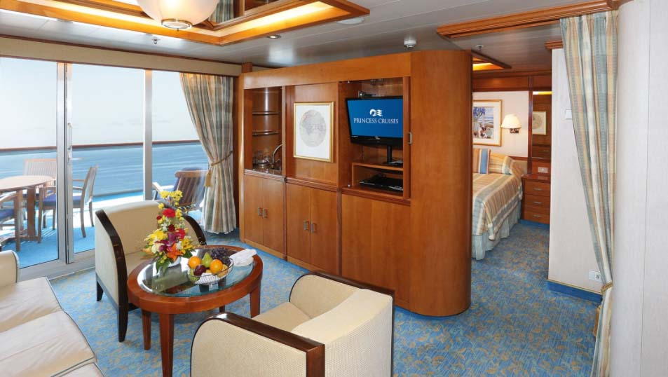 Sea Princess Suite