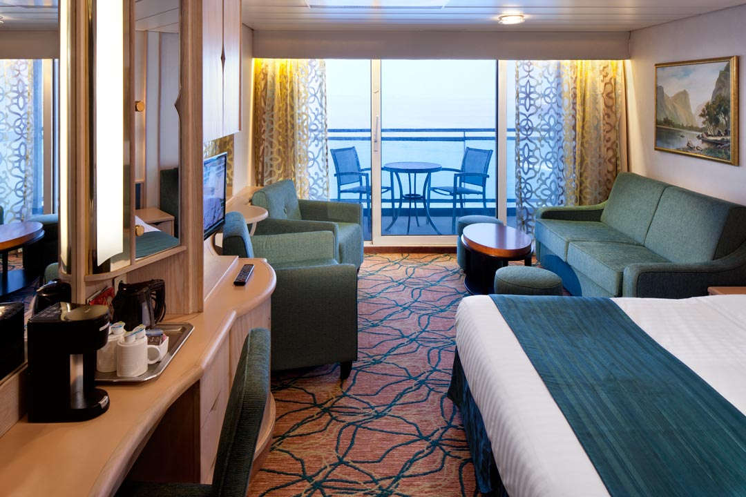 Vision Of The Seas Suite Kabin